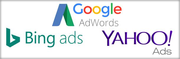 search engine ที่ให้บริการลงโฆษณาออนไลน์